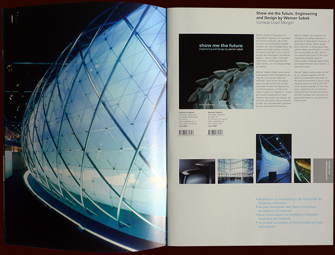 avedition program catalogues inside pages - esther mildenberger, brian switzer, envision+