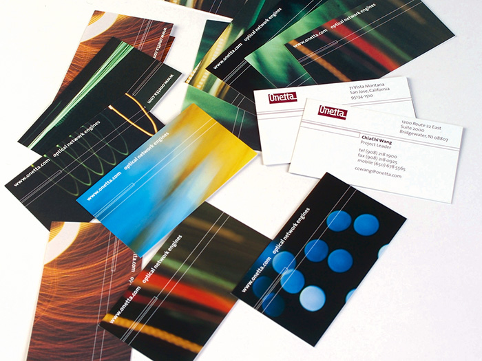 onetta business cards - brian switzer, envision+