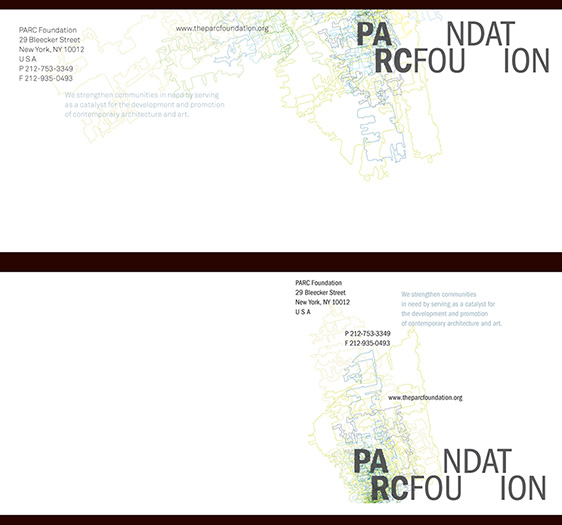 compliment cards for the parc foundation - brian switzer, envision+