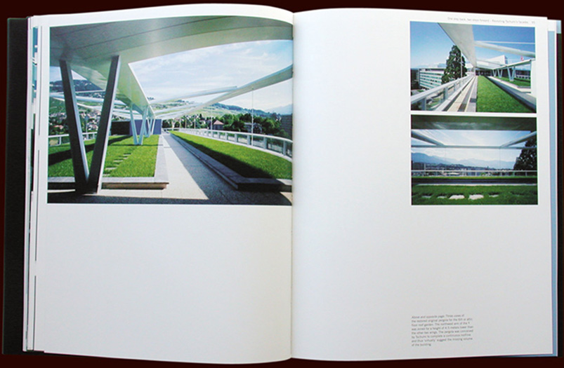 inside pages of the book a modern move - esther mildenberger, envision+